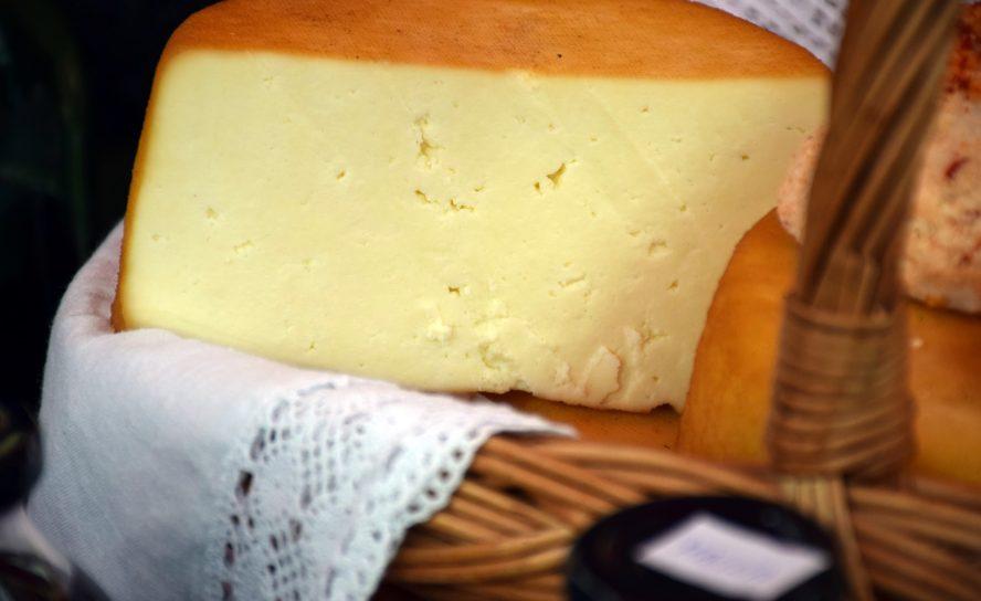 Den populära osten från Burträsk