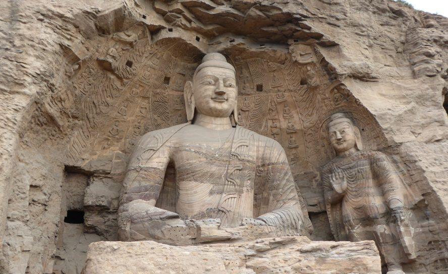 Största konstgjorda grottan i världen - i Kina