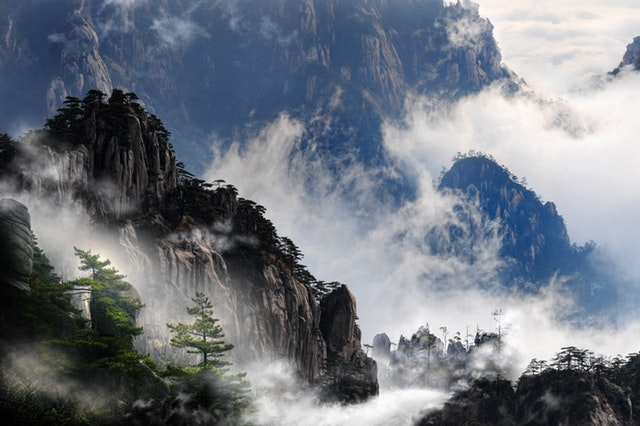 De mest imponerande byggerier i Kina